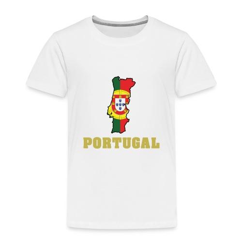 PORTUGAL - T-shirt Premium Enfant
