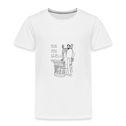 Eusebi Güell - Camiseta premium niño