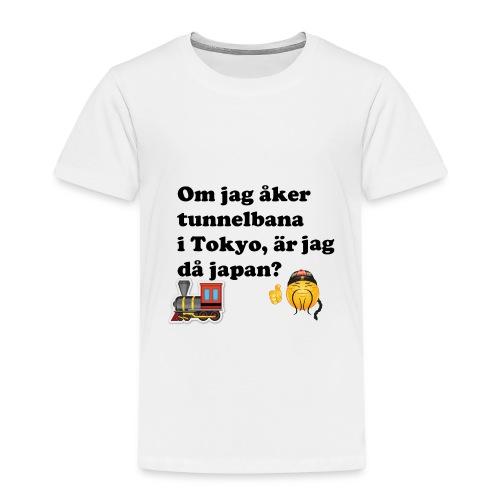 tokyo - Premium-T-shirt barn