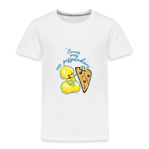 collection jamais sans ma pissaladière - T-shirt Premium Enfant