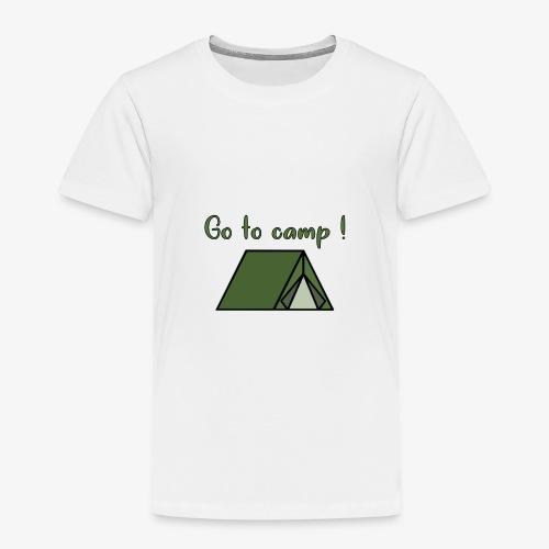 Gotocamp - T-shirt Premium Enfant