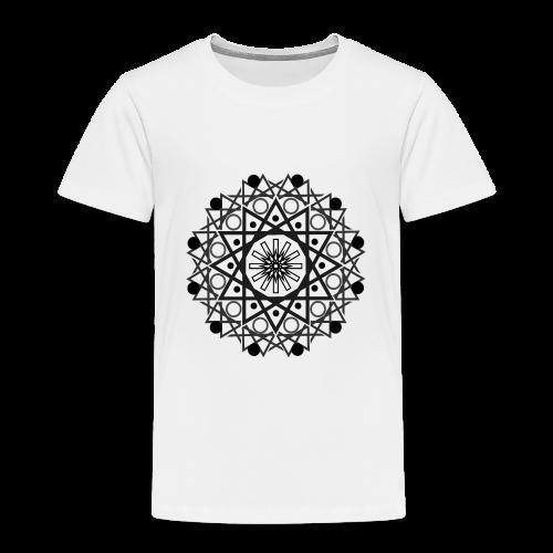 Mandalas 2 - Camiseta premium niño
