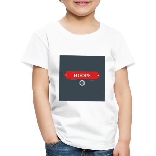 HOOPS - T-shirt Premium Enfant