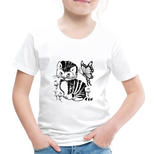 cat - Kinder Premium T-Shirt