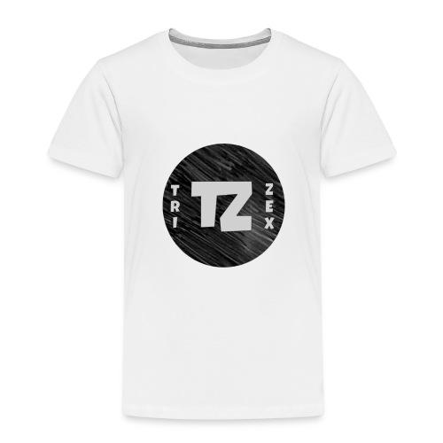 Trizex Logo Volledig - Kinderen Premium T-shirt