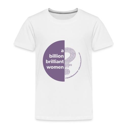 Circle Logo - Kids' Premium T-Shirt