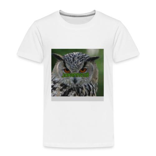 JohannesB lue - Premium T-skjorte for barn