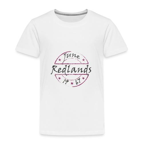 1967 Redlands - Kinder Premium T-Shirt