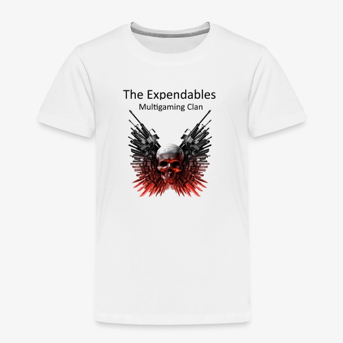 The Expendables Mutligaming Clan - Kinder Premium T-Shirt