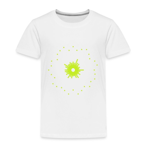 fancy_circle-png - Premium T-skjorte for barn