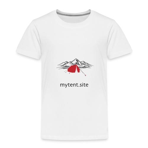 mytentsite - Kids' Premium T-Shirt