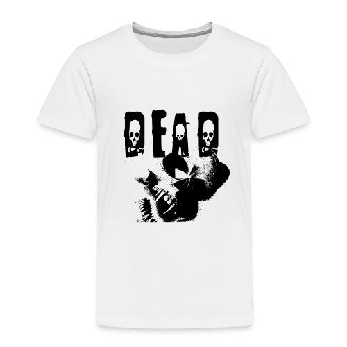 dead - Camiseta premium niño