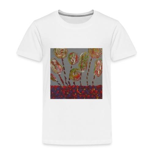des fleurs - T-shirt Premium Enfant