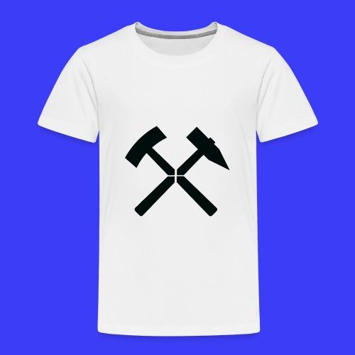 Pałki żelazne - Koszulka dziecięca Premium