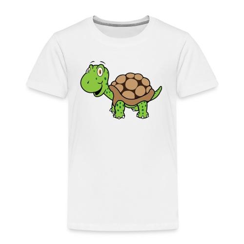 Turtle Solo - Kinderen Premium T-shirt