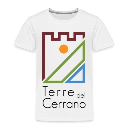 Logo Terre del Cerrano - Maglietta Premium per bambini