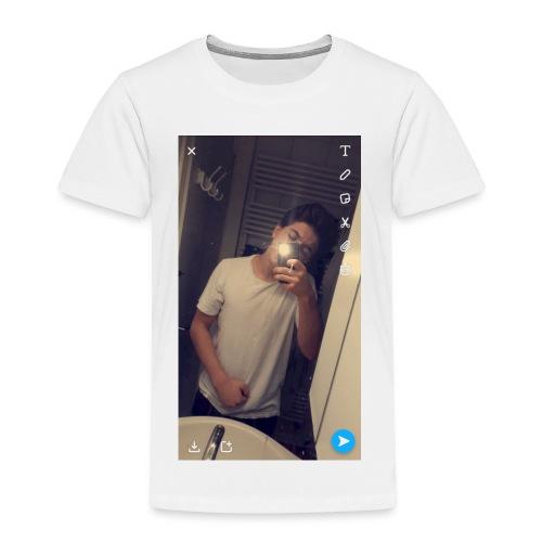 IMG 20171105 WA0018 - Kinder Premium T-Shirt