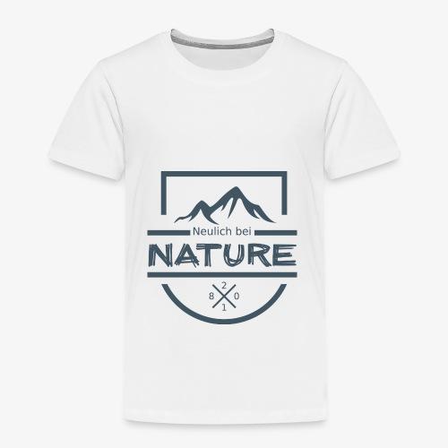 Neulich bei Nature - Grau - Kinder Premium T-Shirt