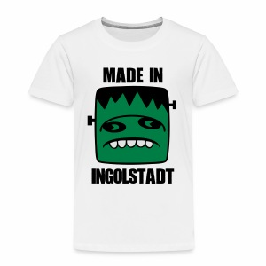 Fonster made in Ingolstadt - Kinder Premium T-Shirt