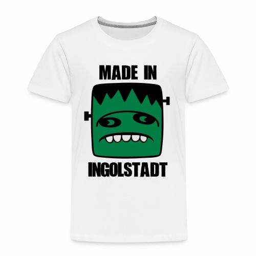 Fonster made in Ingolstadt - Kinder Premium T-Shirt