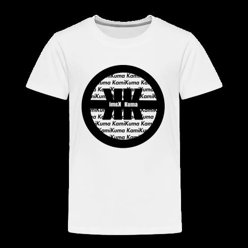 Kamil s Logo 6 - Kinder Premium T-Shirt