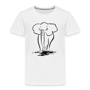 Tusker - Kinder Premium T-Shirt