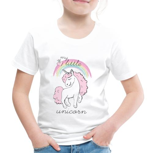 my little unicorn - Kids' Premium T-Shirt