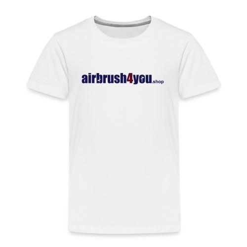 Airbrush Shop - Kinder Premium T-Shirt