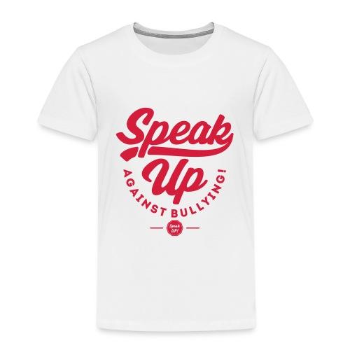 Against Bullying Red - Premium-T-shirt barn