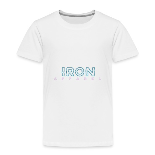 IRON Apparel cut - Kinder Premium T-Shirt