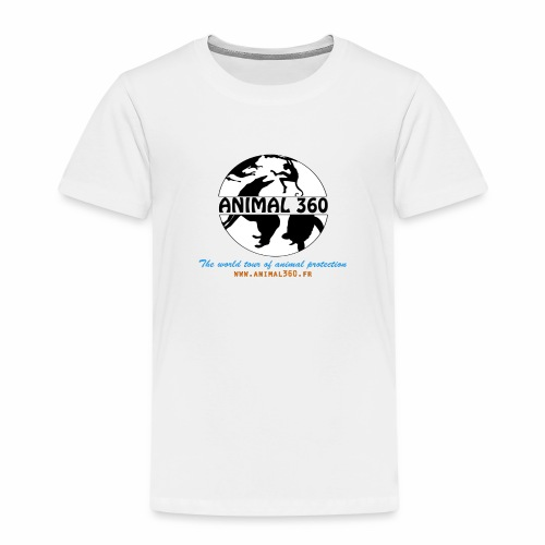 Animal360.fr - T-shirt Premium Enfant