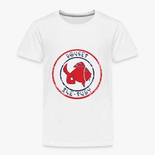 Tampon Rouget - T-shirt Premium Enfant