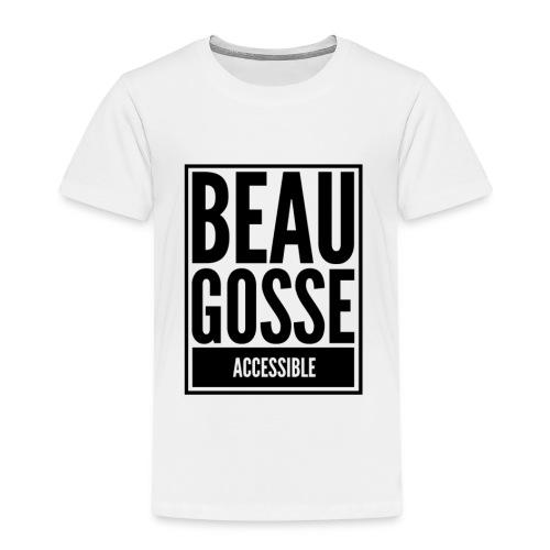 Beau gosse accessible - T-shirt Premium Enfant