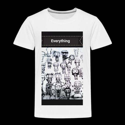 Everything - T-shirt Premium Enfant