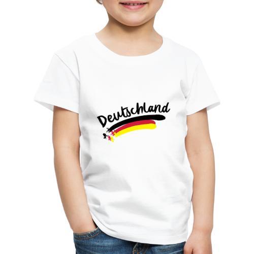 Deutschland Weltmeisterschaft 2018 WM T-Shirt - Kinder Premium T-Shirt