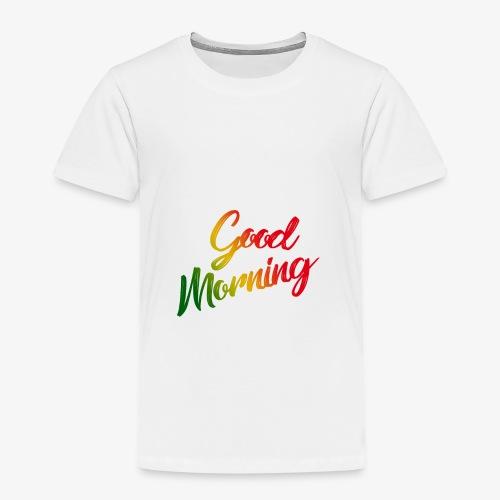 GoodMorning - T-shirt Premium Enfant