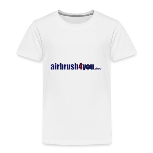 Airbrush Shop - Kinder Premium T-Shirt