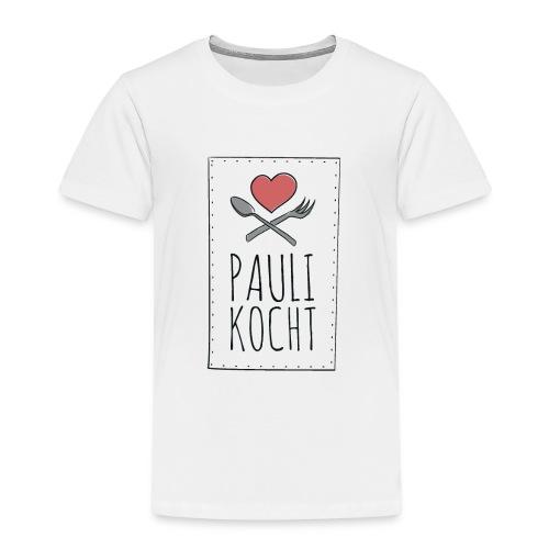 Logo Paulikocht - Kinder Premium T-Shirt