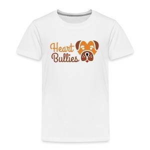 Nur für echte Bulldoggen-Liebhaber! - Kinder Premium T-Shirt