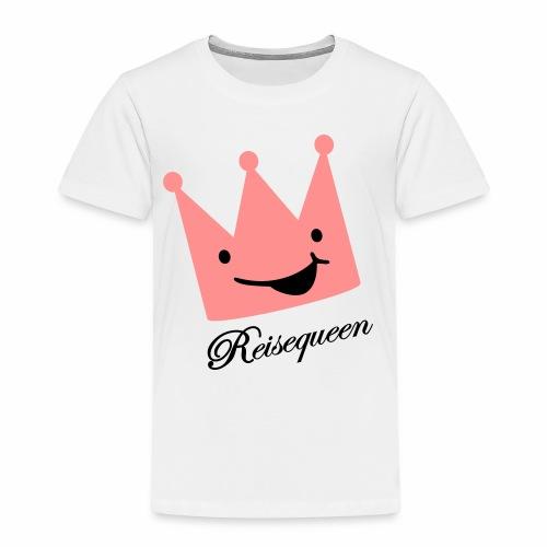 Krone reisequeen - Kinder Premium T-Shirt
