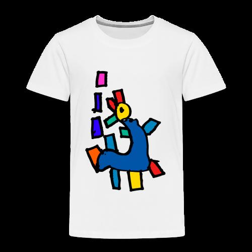 Dino - Kinder Premium T-Shirt
