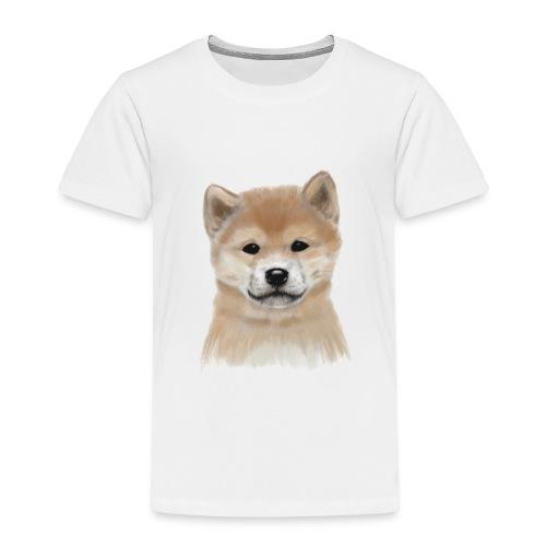 Akita Inu - Koszulka dziecięca Premium
