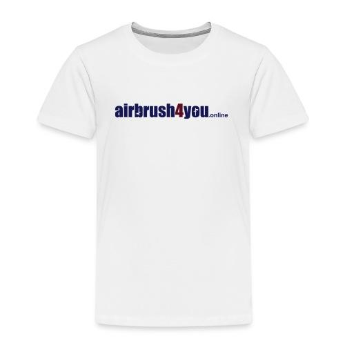Airbrush Shop - Airbrush4You - Kinder Premium T-Shirt