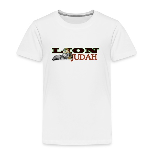 Tribal Judah Gears - Kids' Premium T-Shirt