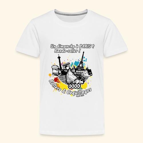 Splash - T-shirt Premium Enfant
