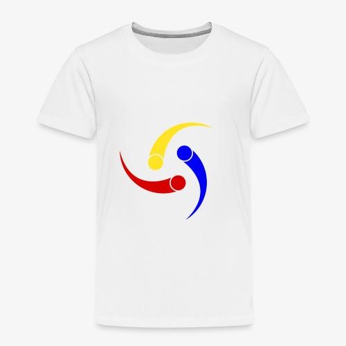 Logo Deporte Venezuela - Camiseta premium niño