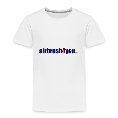 Airbrush4You.ch Airbrush Switzerland - Kinder Premium T-Shirt