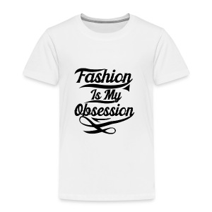 Fashion is my Obsession - Kinderen Premium T-shirt