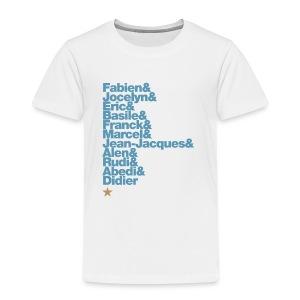 OM 1993-2018 | 25 ans: A JAMAIS LES PREMIERS - T-shirt Premium Enfant