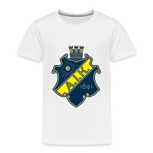 AIK - Premium-T-shirt barn